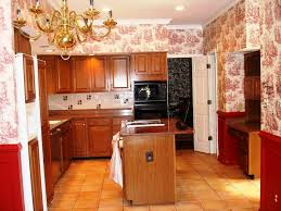 vintage kitchen wallpaper ideas furniture decor trend best