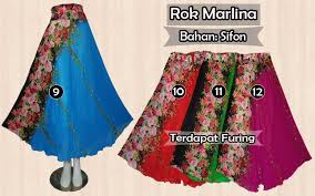 rok panjang muslim po pms1 fashion muslim