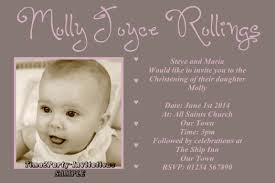 Personalised Christening Invitation Cards Personalised Girls Christening Baptism Invitations Invites Chp 2
