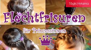 Festliche Frisuren Lange Haare Kinder by Schnelle Flechtfrisuren Für Kinder Ideal Für Kindergarten Schule