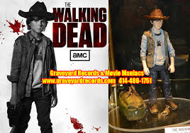 Carl Grimes Halloween Costume Graveyard Records U0026 Movie Maniacs