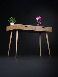 modern bureau office desk mid century modern bureau small computer table