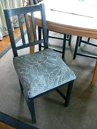 Large Dining Chair Pads Seat Pad Cushions For Dining Chairs Chair Rattan Pads To Fit Ercol