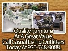 Casual Living Outdoor Furniture by Patio Furniture Ripon Wi Casual Living Outfitters Llc