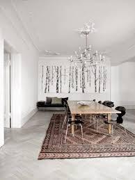 minimalist copenhagen apartment for a large family digsdigs