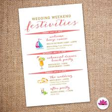destination wedding itinerary destination wedding weekend itinerary wedding day time