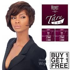 velvet remi tara 246 bob hairstyle outre 100 remy human hair weaving velvet tara 2 4 6 buy 1 get