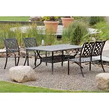 Wohnzimmerm El G Stig Inko Sitzgruppe Aluguss Serie Duke Bronze Gartentisch Gartenbank