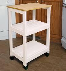 Kitchen Utility Cart by Catskill Craftsmen Kitchen Utility Cart