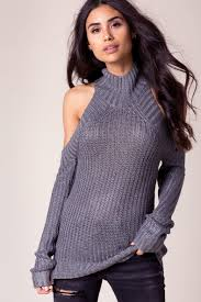 cold shoulder sweaters s sweaters sam cold shoulder sweater a gaci