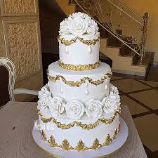wedding cake gold wedding cakes archives bouquet wedding flower