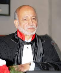 chambre nationale des huissiers de justice algerie mohamed chérif président de la chambre nationale des huissiers de
