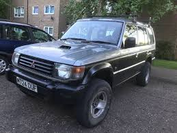 mitsubishi shogun pajero 2 8 diesel 4x4 sport in peterborough