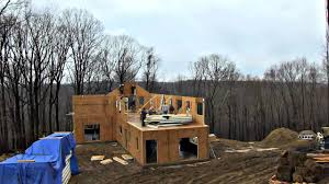 Sip Panel House by Structural Insulated Panel House In Newtown Ct Youtube