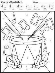 christmas music theory worksheets piano pinterest music