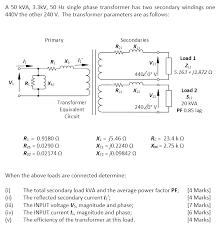 single phase 50kva transformer wiring diagram wiring diagram