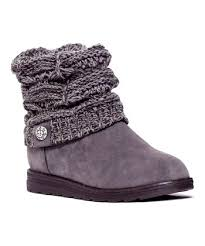 zulily s boots muk luks knitted slippers and boots for zulily