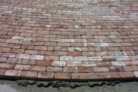 Red Brick Patio Pavers by Download Costs Of Bricks Garden Design
