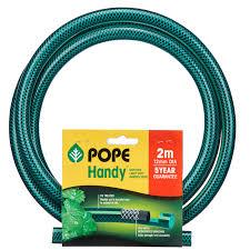 pope 12mm unfitted handy garden hose 10m bunnings warehouse