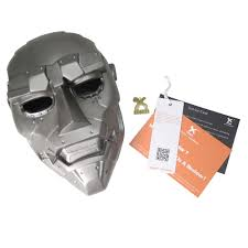 aliexpress com buy xcoser dr doom mask movie fantastic four