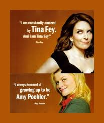 Tina Fey Meme - these two ladies are the coolest i got pictures with them when i
