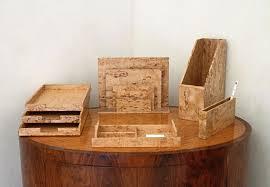 Wood Desk Accessories Diy Desk Accessories Set Desk Accessories Set With Your