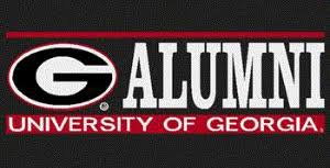 uga alumni sticker uga alumni decal sticker