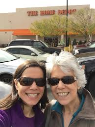 home depot tool review program partnership mother daughter projects