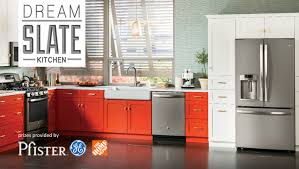 win a dream slate kitchen u2013 pfister faucets kitchen u0026 bath design