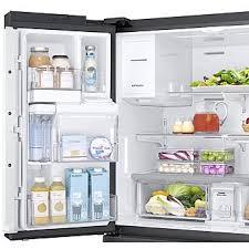 Samsung Cabinet Depth Refrigerator Samsung Rf23m8570sg Aa 22 Cu Ft Counter Depth 4 Door French Door
