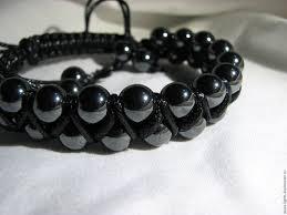 shamballa bracelet images Shamballa bracelet with hematite quot steel quot shop online on jpg
