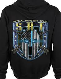 special response team hoodie