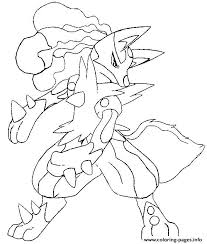 pokemon x ex 13 coloring pages printable