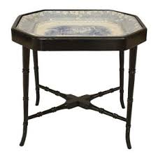 faux bamboo table legs english victorian rectangular coffee table with ebonized faux bamboo
