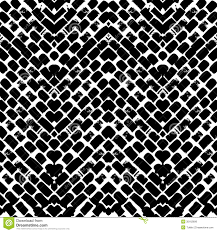 black and white hand painted zig zag pattern royalty free stock