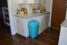 decorative wooden kitchen trash cans the best cans