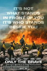 josh brolin on only the brave firefighter camaraderie