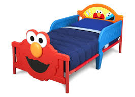 Sleep Number Bed Instructions Video Elmo Plastic 3d Toddler Bed Delta Children U0027s Products