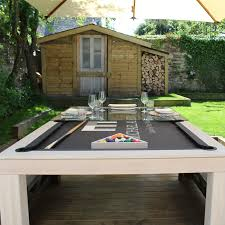Pool Table Dining Table by Outdoor Pool Table U2013 Luxury Pool Tables