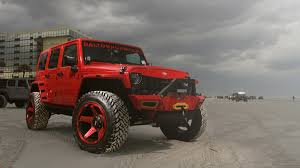 lifted jeep red home results from 536