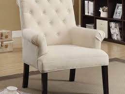 Ivory Accent Chair Endearing Ivory Accent Chair With Accent Chairs Caravana Furniture