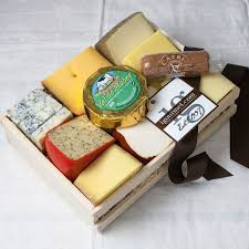 cheese gift box the gourmet market cheese lover s sler in gift basket cheese