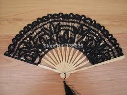 lace fans aliexpress buy lace fan vintage battenburg fan