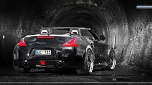 nissan 370z modified black nissan 370z wallpaper for iphone