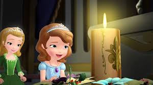 sofia the candle sofia the wassailia day disney junior uk hd