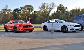 review of 2015 mustang track test review 2015 ford mustang gt in 4k 3