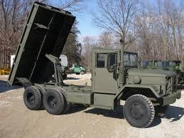 jeep kaiser 6x6 6x6 2 5 ton custom dump bed military cargo trucks pinterest