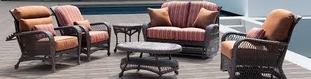 wicker patio furniture erwin u0026 sons outdoor furniture