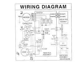 air conditioner wiring diagram pdf friedrich living space air