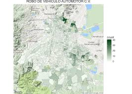 Google Map Mexico by How To Create Crime Maps Of Mexico City
